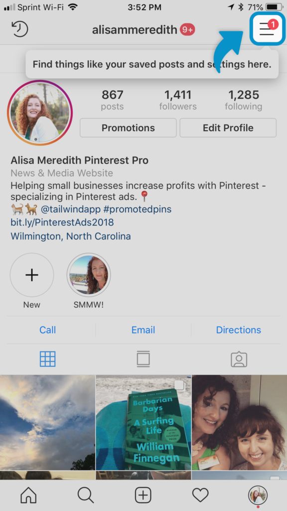 how-to-get verified-on-instagram-step-one