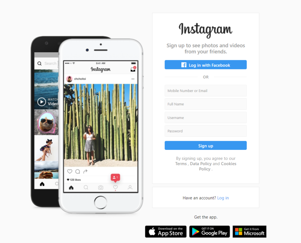 instagram-login-screen